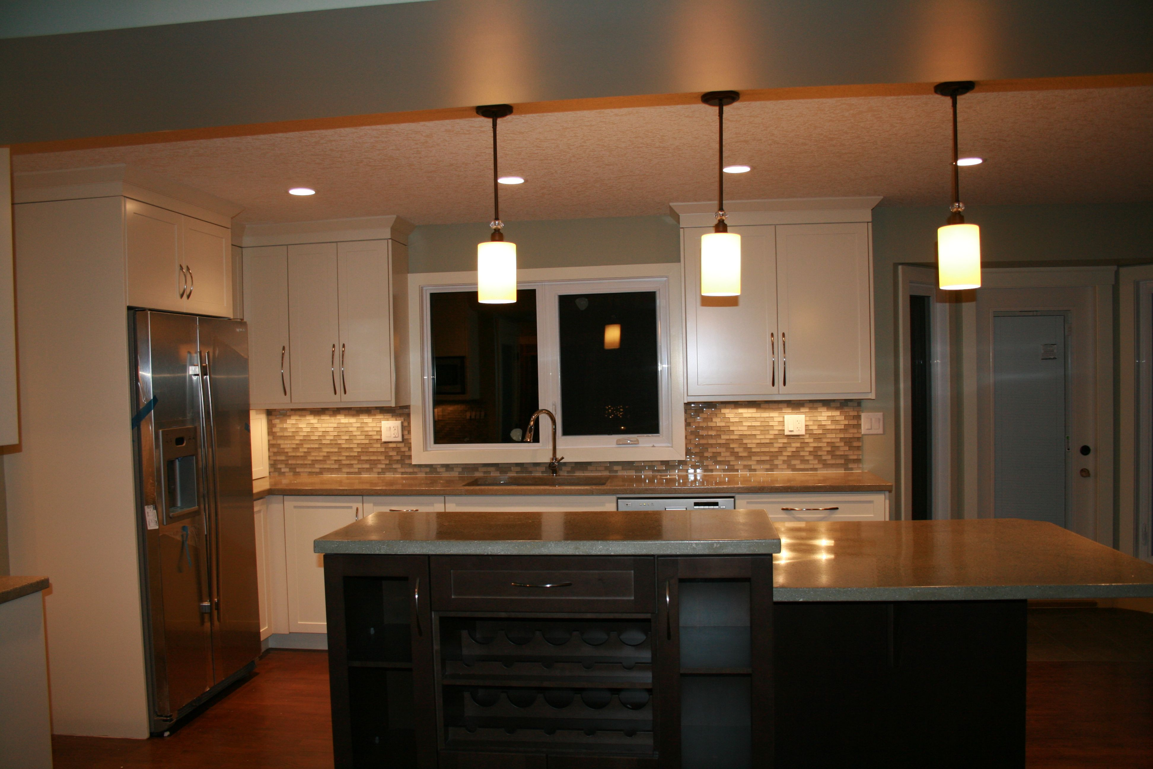 pictures of open concept kitchens | ... Open Concept Kitchen ...