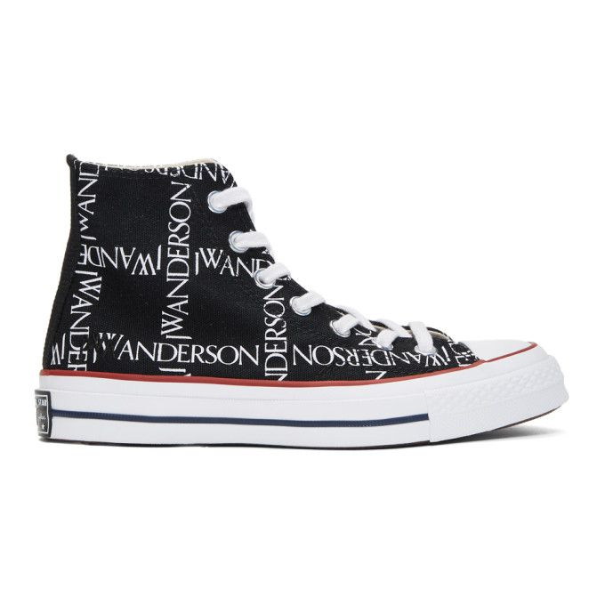Browse Online Black Converse Edition Chuck Taylor 70 High-Top Sneakers J.W.Anderson Free Shipping Shopping Online JIxeT