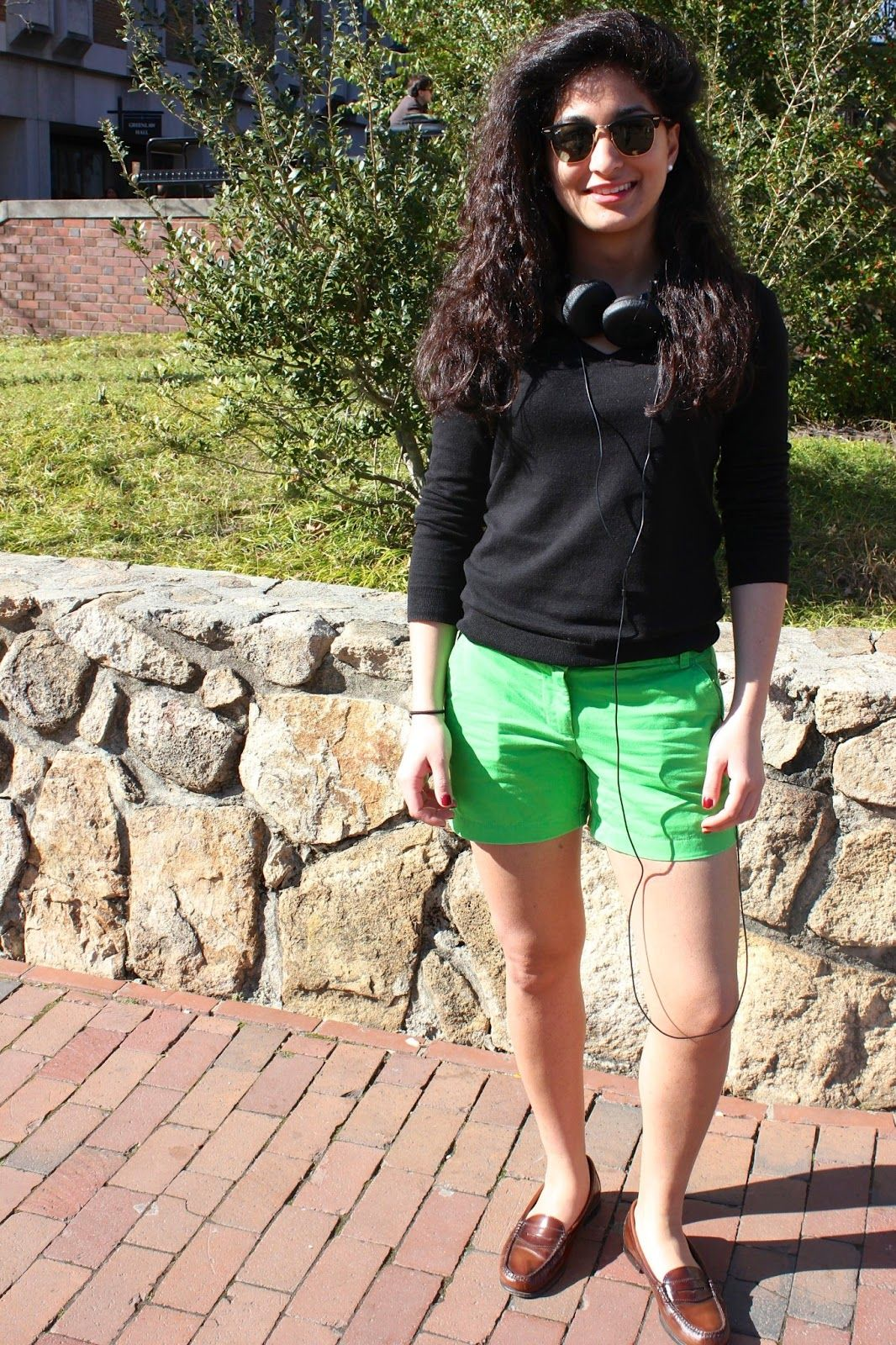 Nayab A Unc Chapel Hill Student Wears A Simple Long