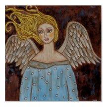 Jophiel - Angel - Poster