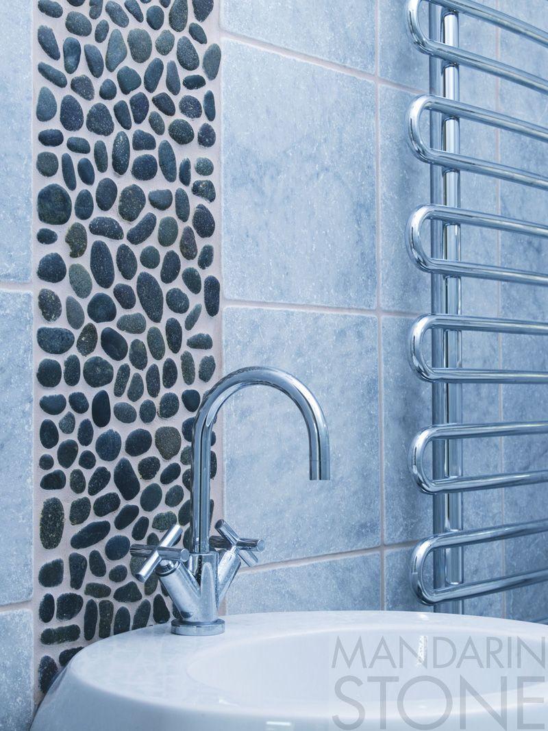 Mosaic Mouldings & Pebbles 2/Insite/Atlantic Grey Pebble 5.jpg Floor ...