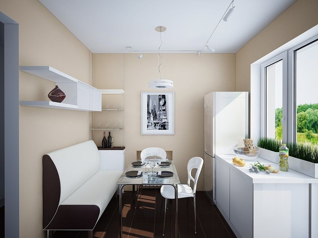 Best Dining Room and Kitchen Combo for Small Space   Small kitchen ...