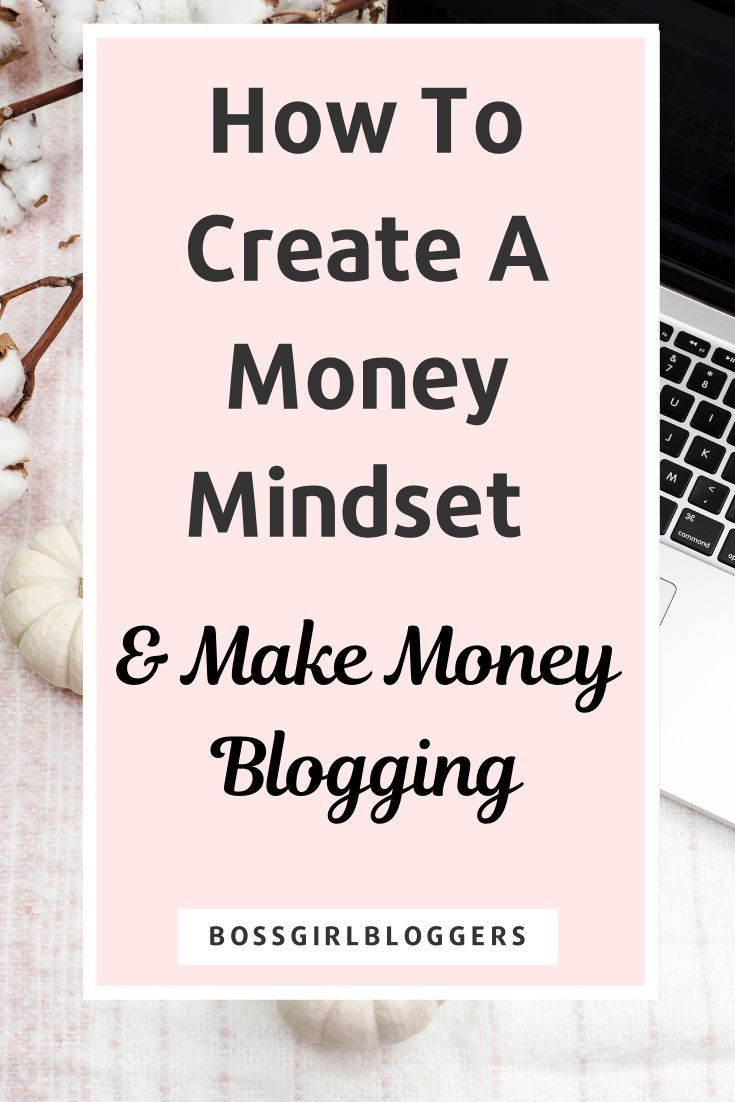 How to create a money mindset and increase your blogging income this year! #moneymindset #makemoneyblogging #moneytips #mindset #bloggingforbeginners