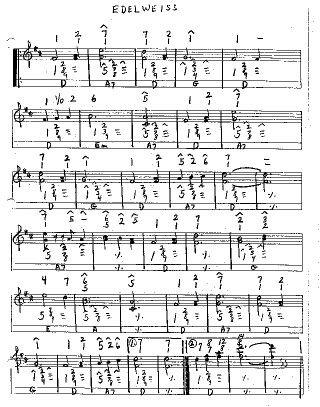 Edelweiss Is Probs One Of My Favorite Songs Okay Songs Social