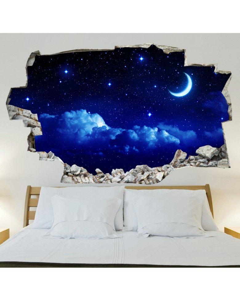 Vinilo cabecero cama 3d pinteres for Vinilo cabecero cama