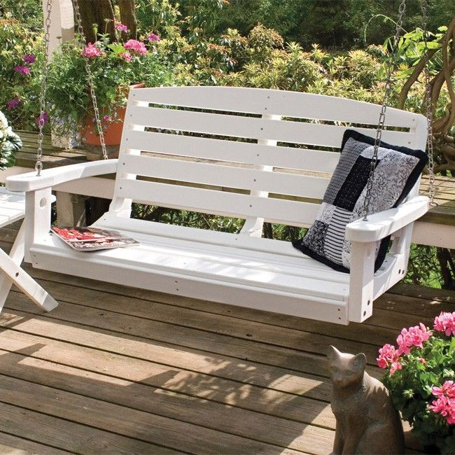 Great American Woodies Lifestyle Classic 4ft. Outdoor Furniture ...