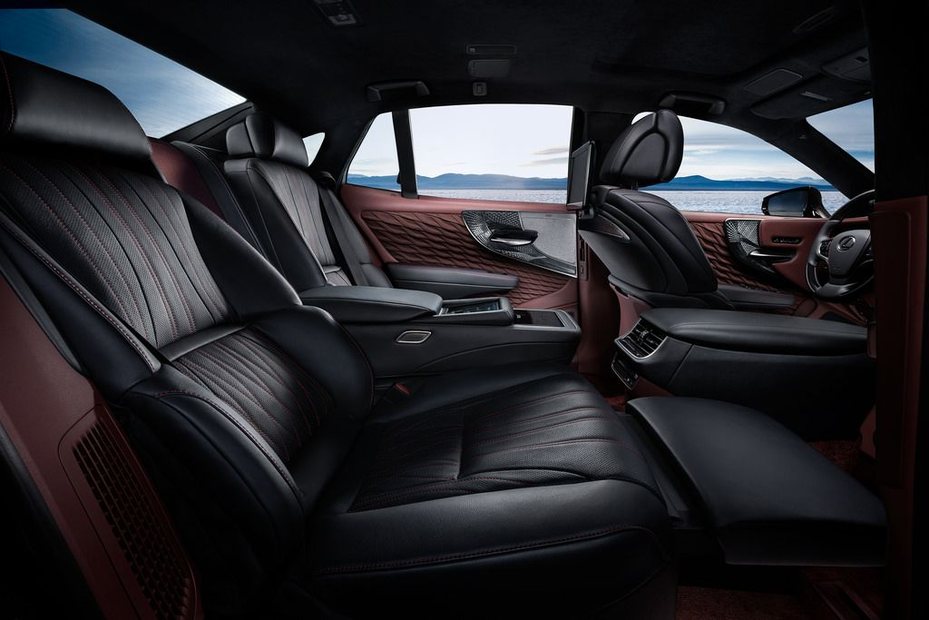 Lexus Ls 500h 2018 Cars Pinterest Lexus Ls Cars And Luxury Cars