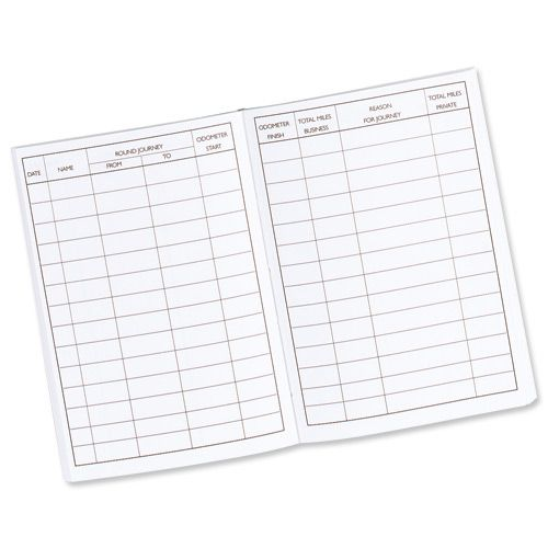 Free Vehicle Log Book Template  Guildhall Vehicle Mileage Log