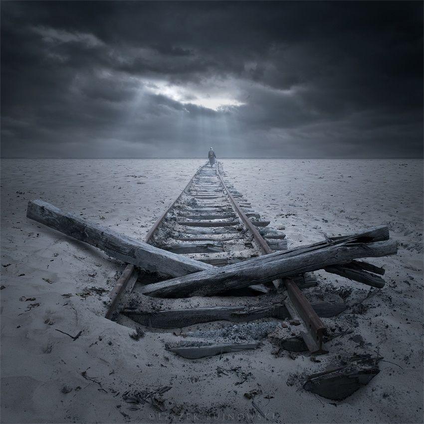 Dead end by Leszek Bujnowski on 500px