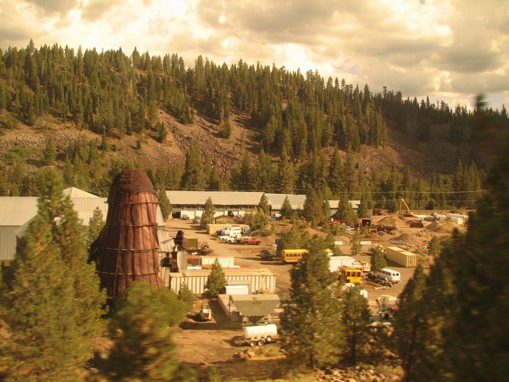Truckee Lumber Mill