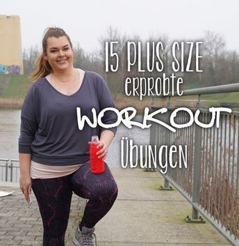 Photo of Plus Size Full Body Workout | Sport and fitness exercises for large sizes or …