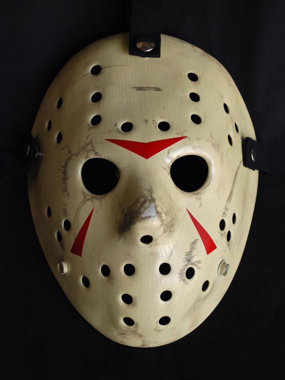 Pin By Jen Melvin On Style Ii Hockey Mask Jason Voorhees Patriots