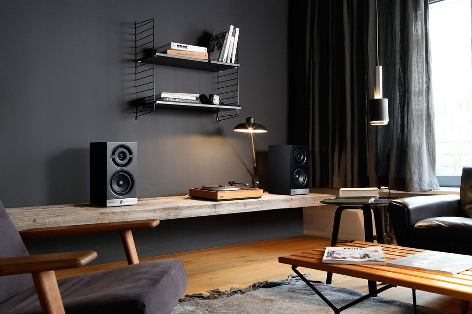 Raumfeld Introduces Wireless Streaming System Audio Room