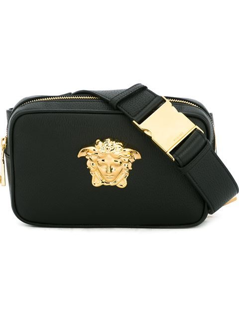 8e0c19bdedc4 VERSACE Medusa Bum Bag.  versace  bags  leather  belt bags ...