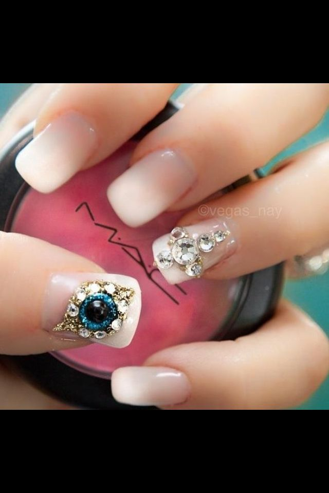 Pin By Brittany Allen On Nails Light Pink Acrylic Nails Pink Acrylic Nails Rhinestone Nails