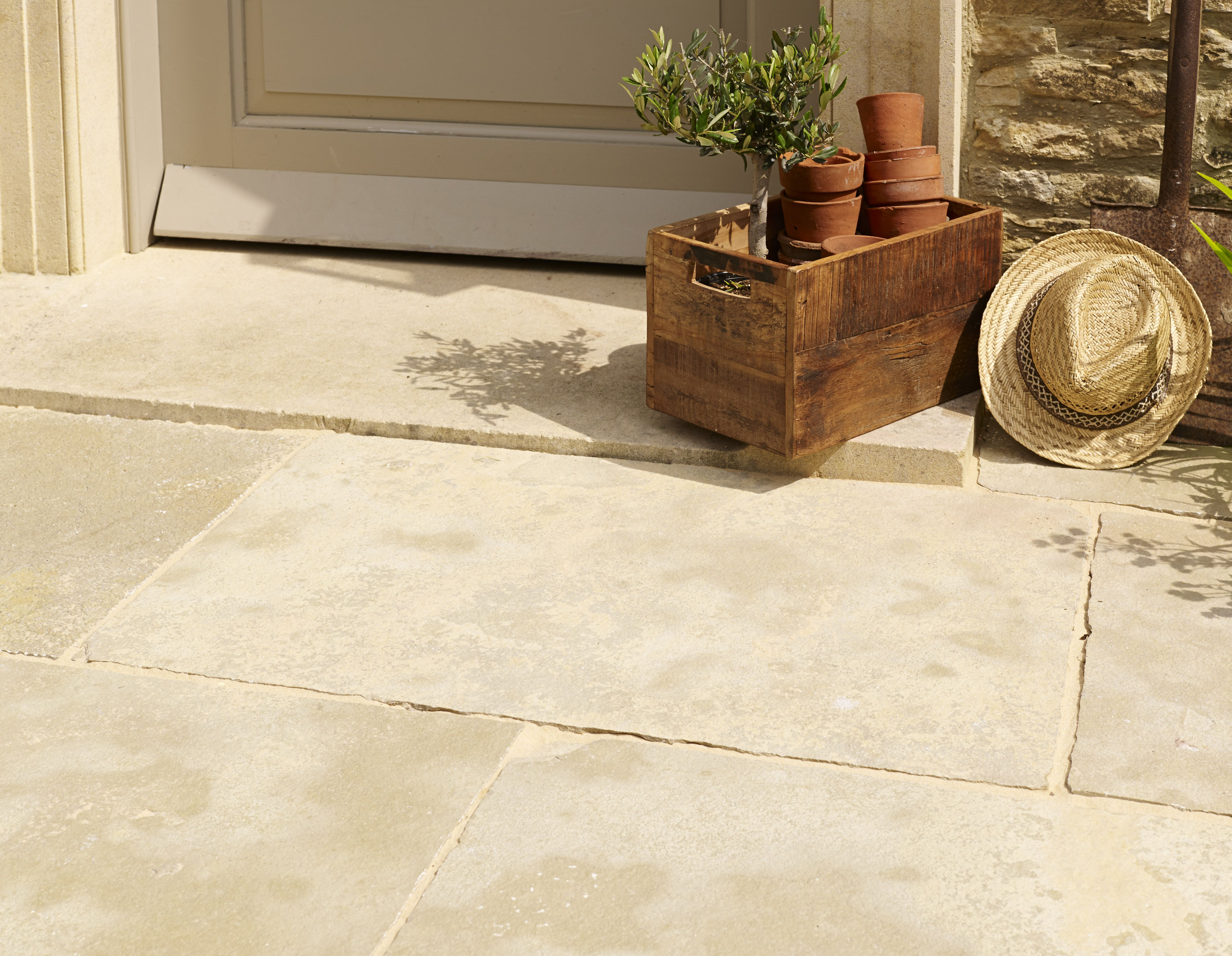 Mandalay Buff Riven Limestone the perfect Cotswold Stone shades for ...