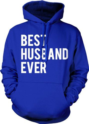 Best Husband Ever Hoodie Funny Wedding Married Man Sweatshirt Gift ... a7ad12058