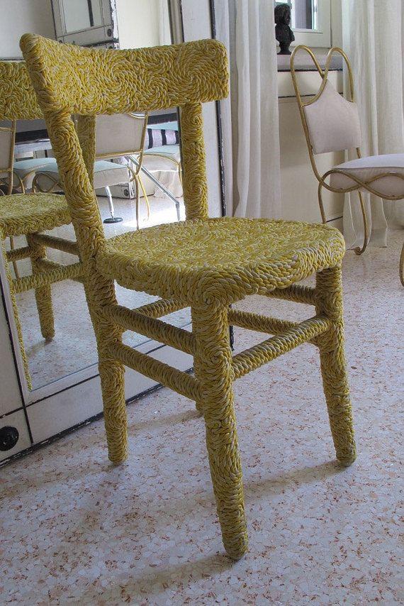 The Sun Chair di Fairandnice su Etsy