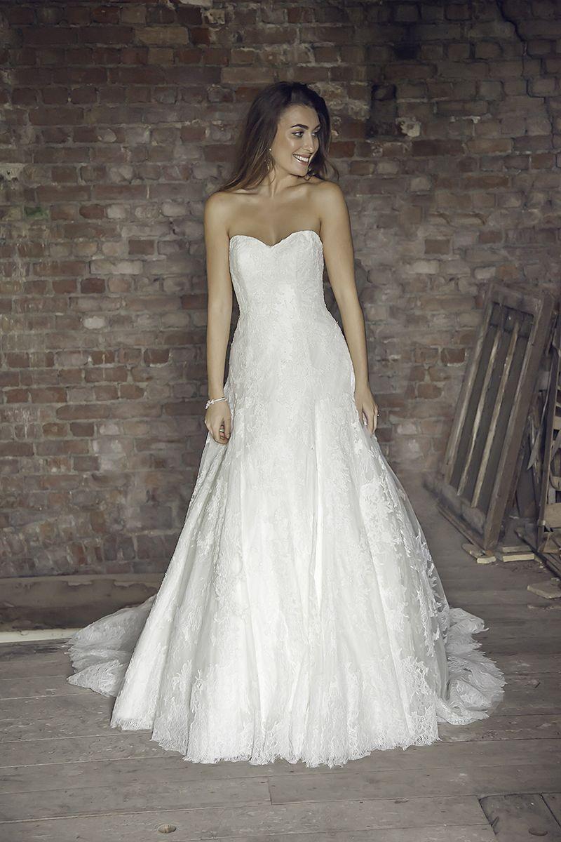 Benjamin roberts collection style wedding dresses