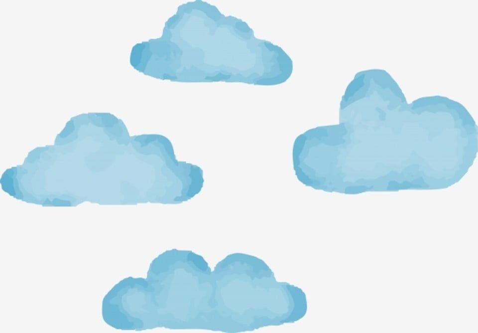 التوضيح الغيمة غيوم جميلة الغيوم السوداء المائية تصميم سحابة داكنة كرتون الغيوم الزرقاء الداكنة ألوان مائية Png والمتجهات للتحميل مجانا Illyustracii Oblaka Multfilmy
