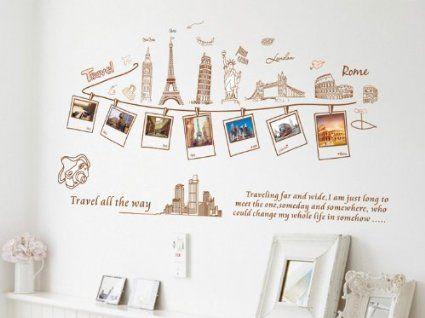 Decorazioni Murali Camera Da Letto : Gallery of adesivi murali camera da letto adesivi murali per