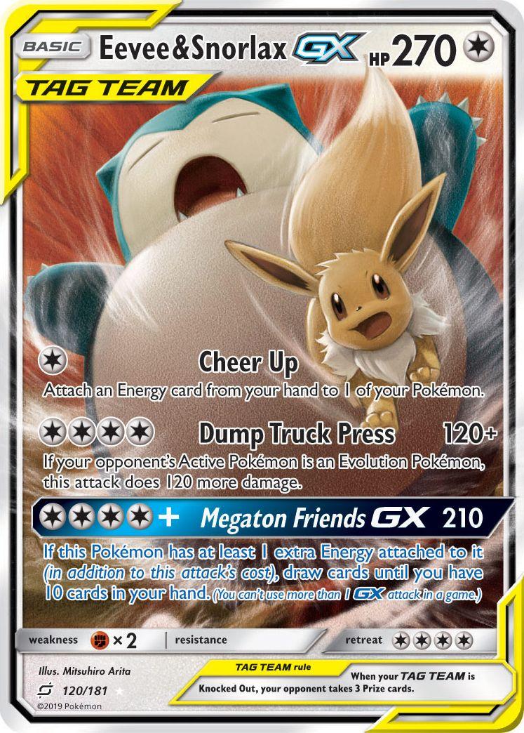 Top 10 Pokemon Tag Team Cards Rare Pokemon Cards Pokemon Eevee Pokemon Tcg