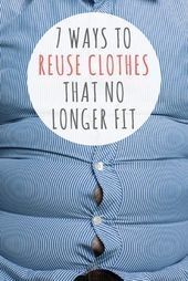 Photo of 7 ways to reuse clothes that no longer fit – upcycling …