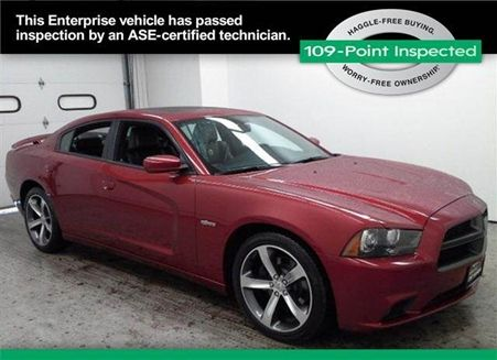 Used 2014 DODGE Charger East Elmhurst, NY, Certified Used Charger - vehicle sales agreement