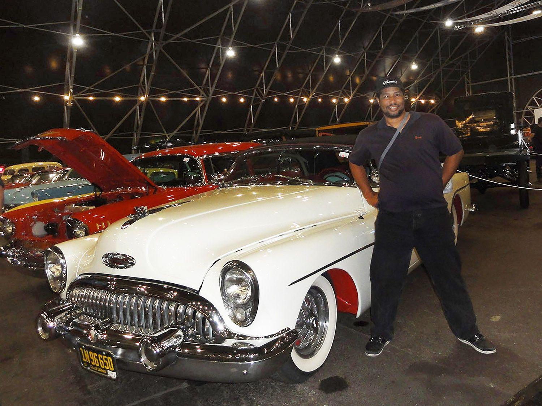 BarrettJackson Auto Show & Auction, Scottsdale, AZ