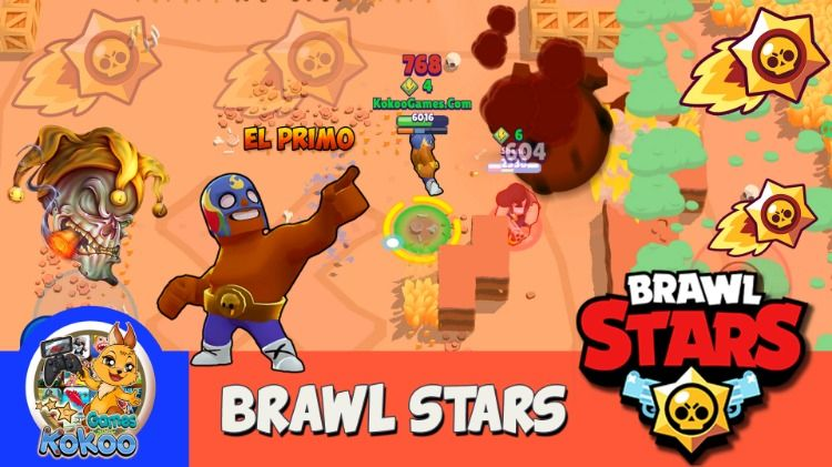 Brawl Stars Showdown Island Invasion El Primo Season 12 Online Gameplay Playfree Android Ios Thank For Watching Please Season 12 Brawl Games To Play