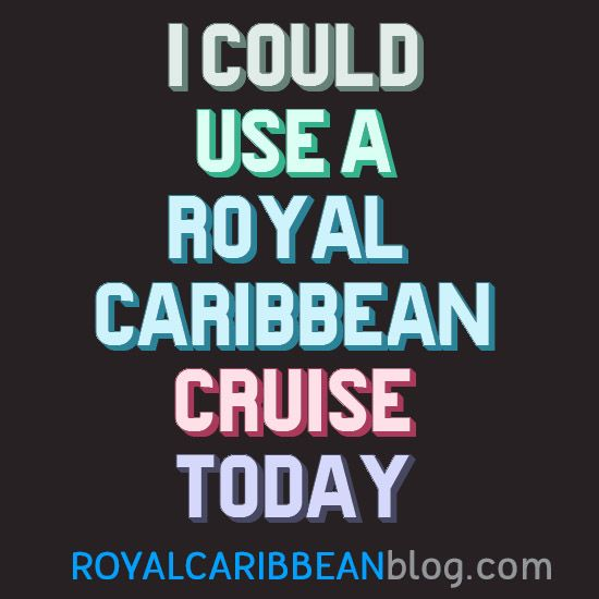 How about you? #cruise #travel #royalcaribbean