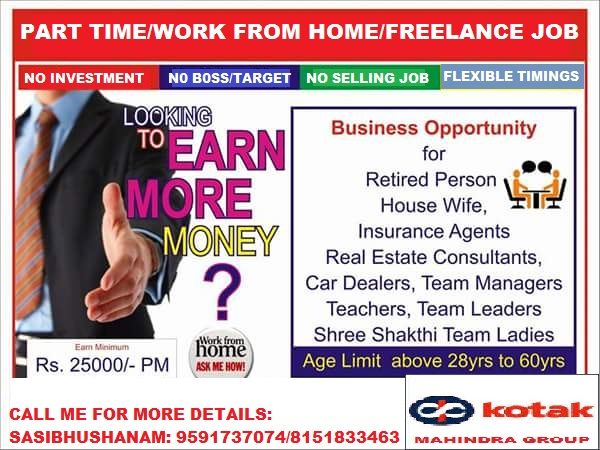 Insurance AgentFinancial Advisor PartTimeWork From Home Jobs In