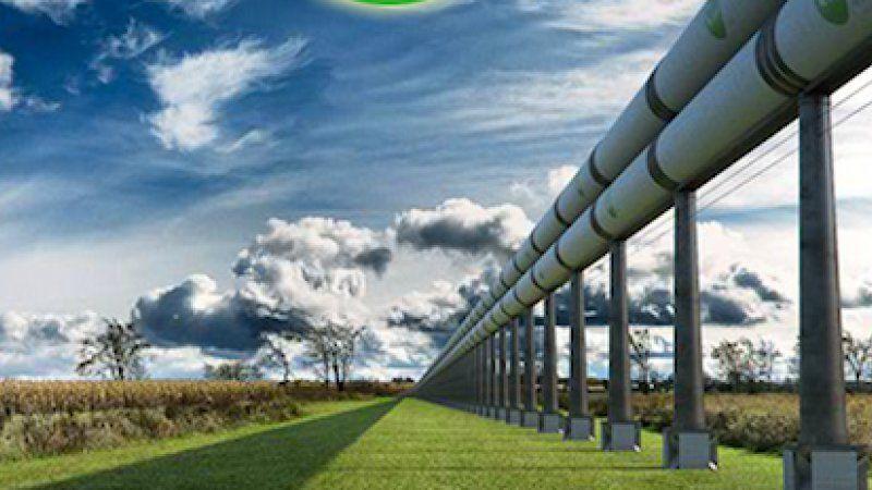 more details on elon musk s 4 000 mph hyperloop travel tubes w video