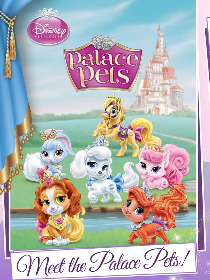 Disney Princess Palace Pets App Free Apps Guide Disney Princess Palace Pets Princess Palace Pets Palace Pets