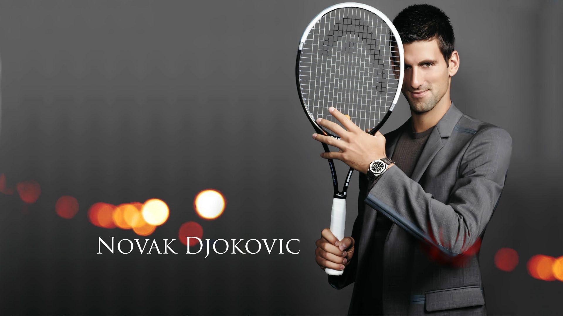 Novak Djokovic Best Tennis Player Image Novak Djokovic Tennis Wallpaper Tennis