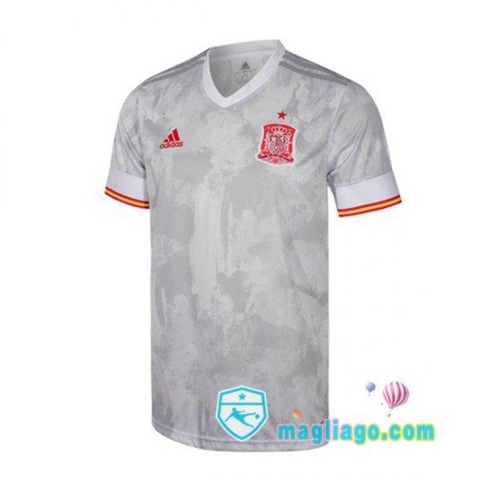 Maglia Spagna Seconda UEFA Euro 2020   Fußballtrikot, Spanien ...