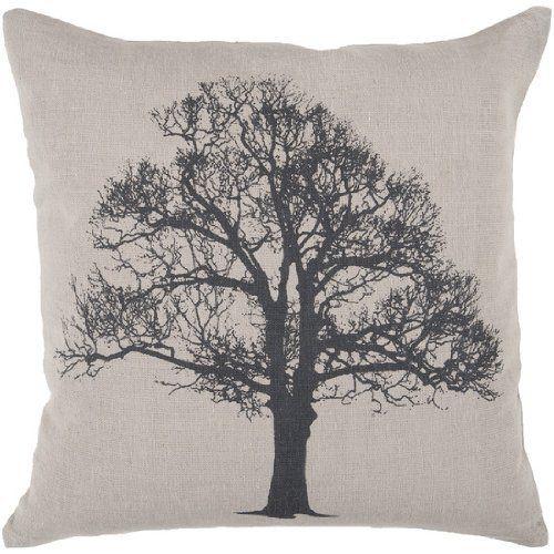 "18"" Natural Tree Silhouette Gray and Slate Blue Decorative Throw Pillow by CC Home Furnishings, http://www.amazon.com/dp/B0083CJ292/ref=cm_sw_r_pi_dp_hzRPqb1EM9P5A"