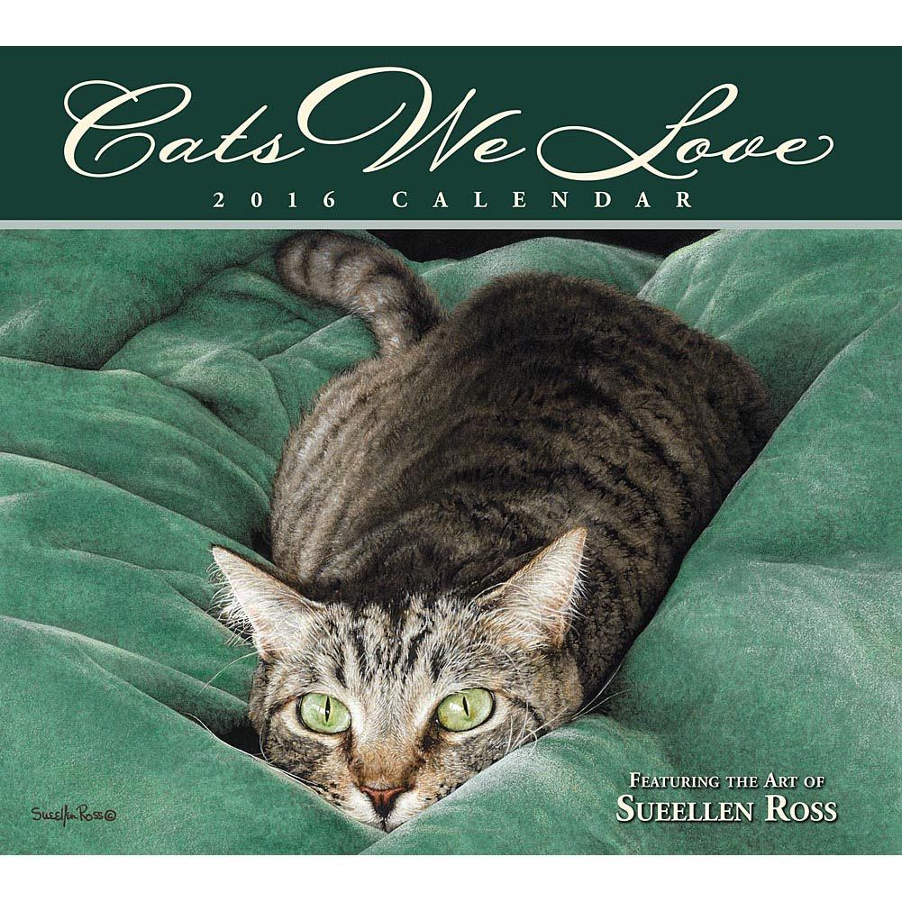 Cat lovers are fortunate that cats are SUEELLEN ROSS's