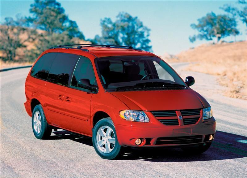 2006 Dodge Caravan Life Goals Grand Caravan Car Caravan