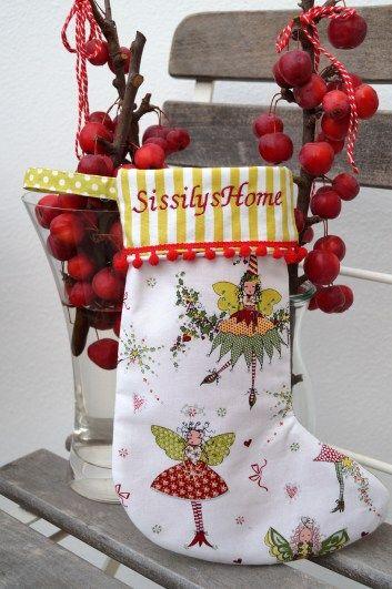 Nikolausstrumpf made by MiKu' Zuckerschnecke