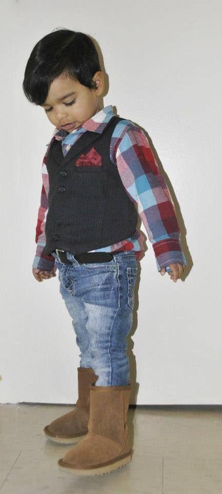 Boy UGGs   Toddler boy fashion, Boy
