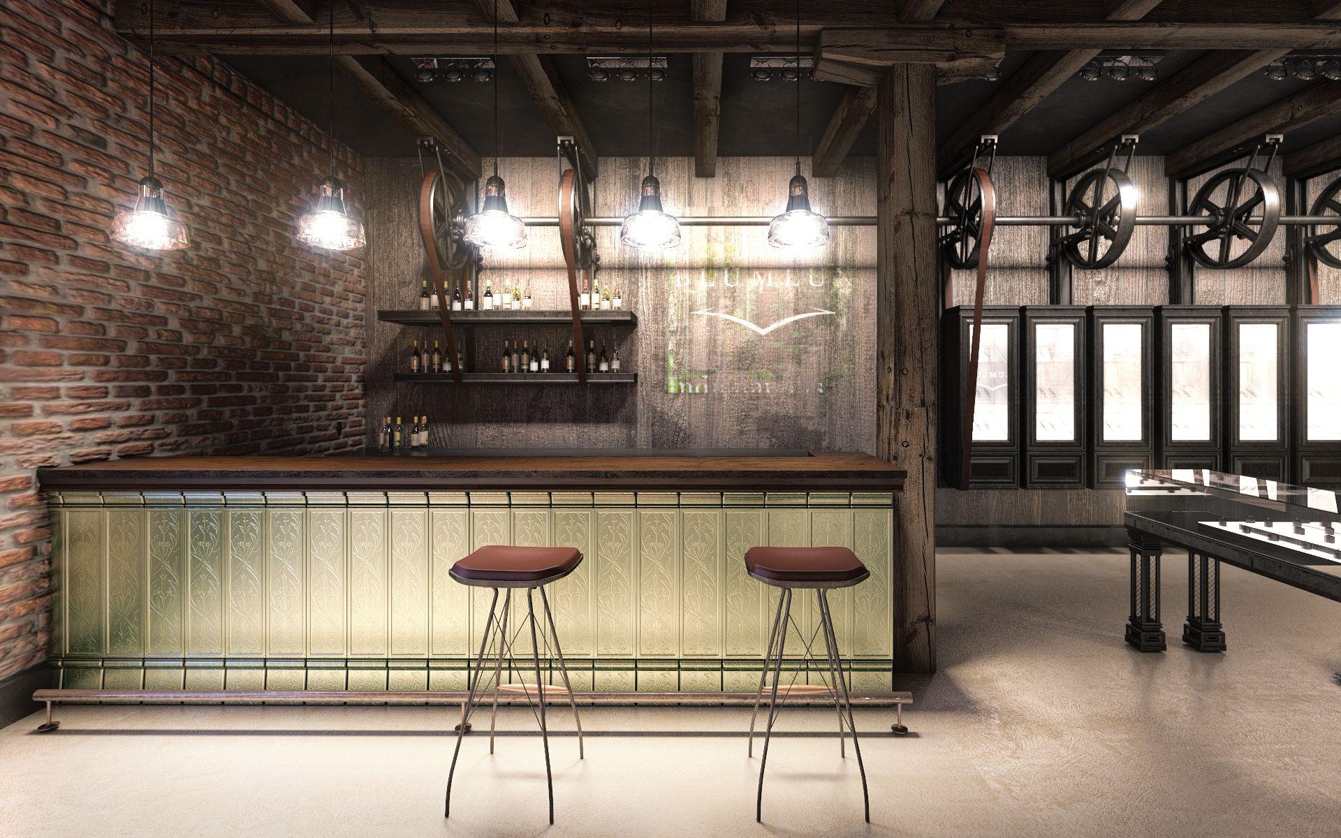 Blumlux Boutique Interior Design By Marta Koniczuk