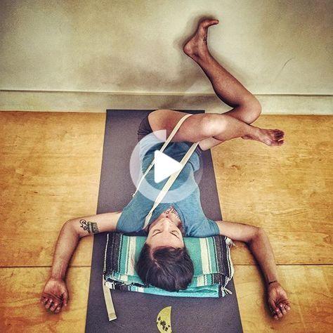 pin on restorative yoga