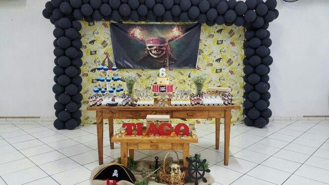 Festa Piratas