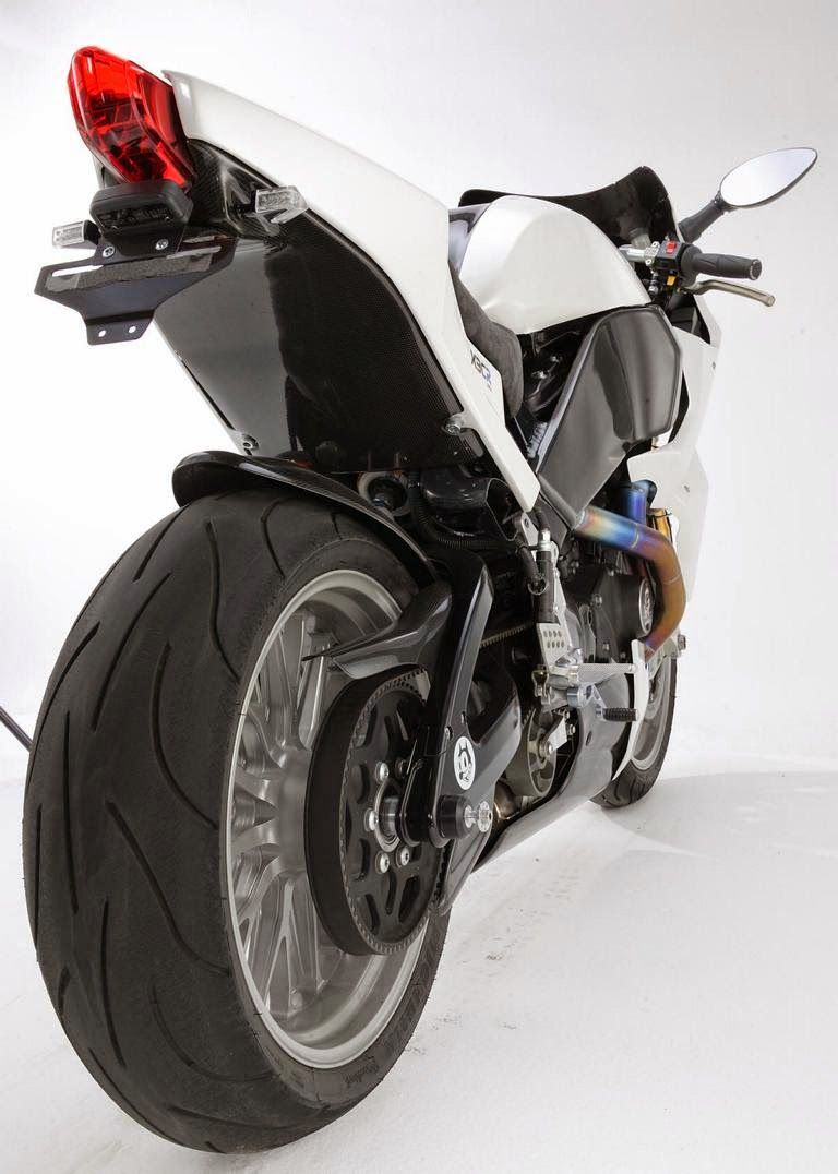 "Racing Cafè Buell XB12R ""Stingray"" by Cafemoto Motociclismo"
