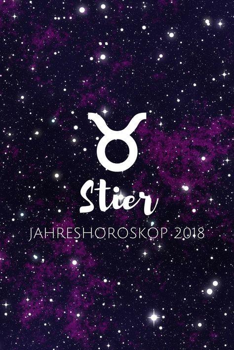 Jahreshoroskop 2020 stier frau single