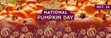 National Pumpkin Day 2019 Pumpkin History And Related Holidays Pumpkin Day Holiday