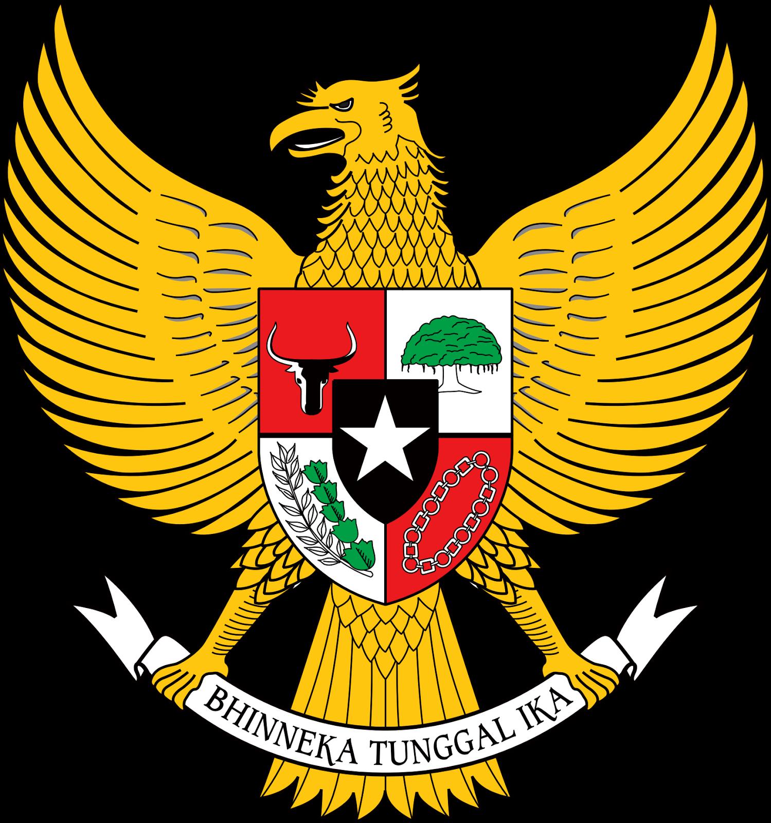 Logo Garuda Pancasila Vector Download CDR Lambang negara