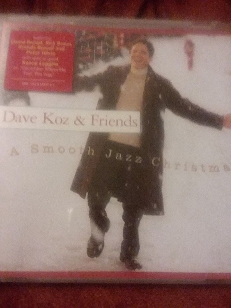 Details about Christmas CD Dave Koz -A Smooth Jazz Rick Braun Kenny ...