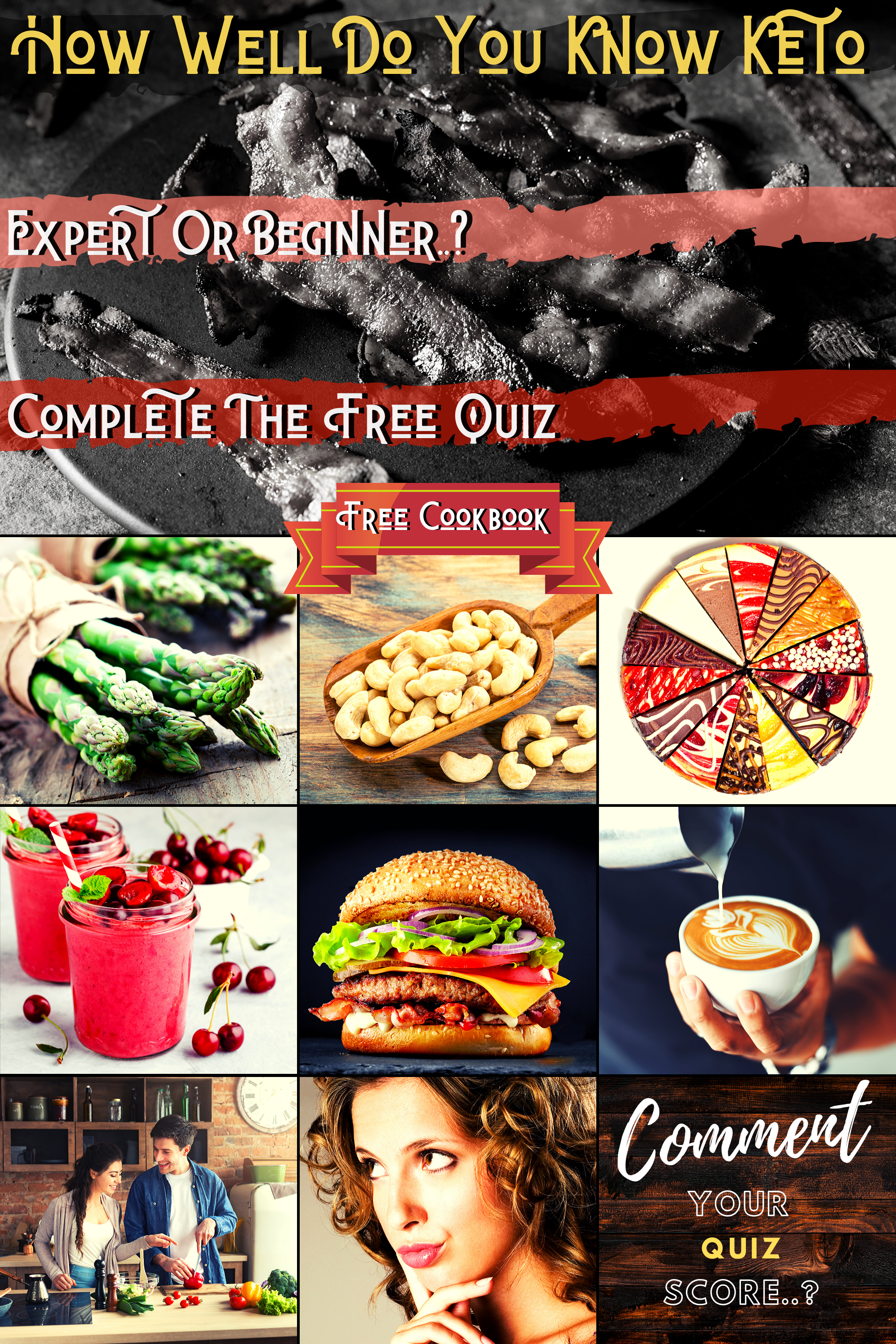 Play The Keto Quiz For Expert and Beginner Keto Dieters in ...